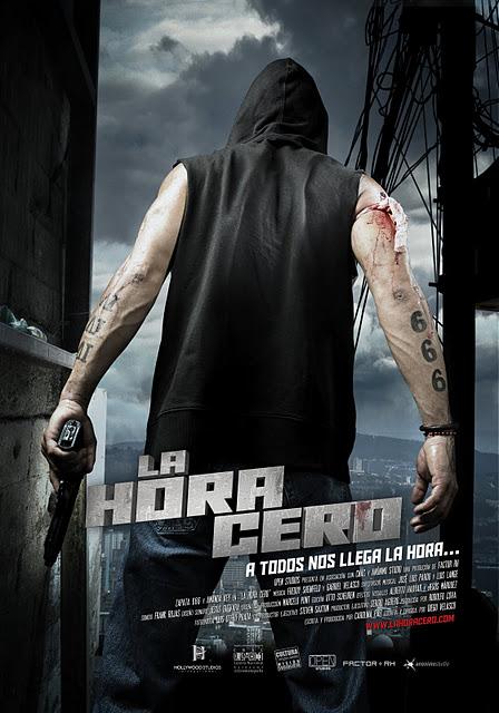La Hora Cero Poster
