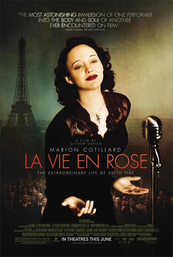 La Vie En Rose movie poster