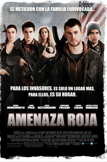 red dawn Amenaza-Roja_1sht copy