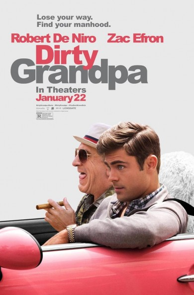 dirty grandpa car